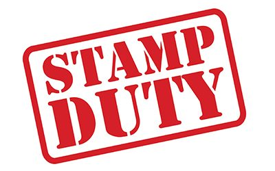 Stamp Duty break – Limited time.