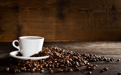 Your Coffee Or Your Life? Get Covered!